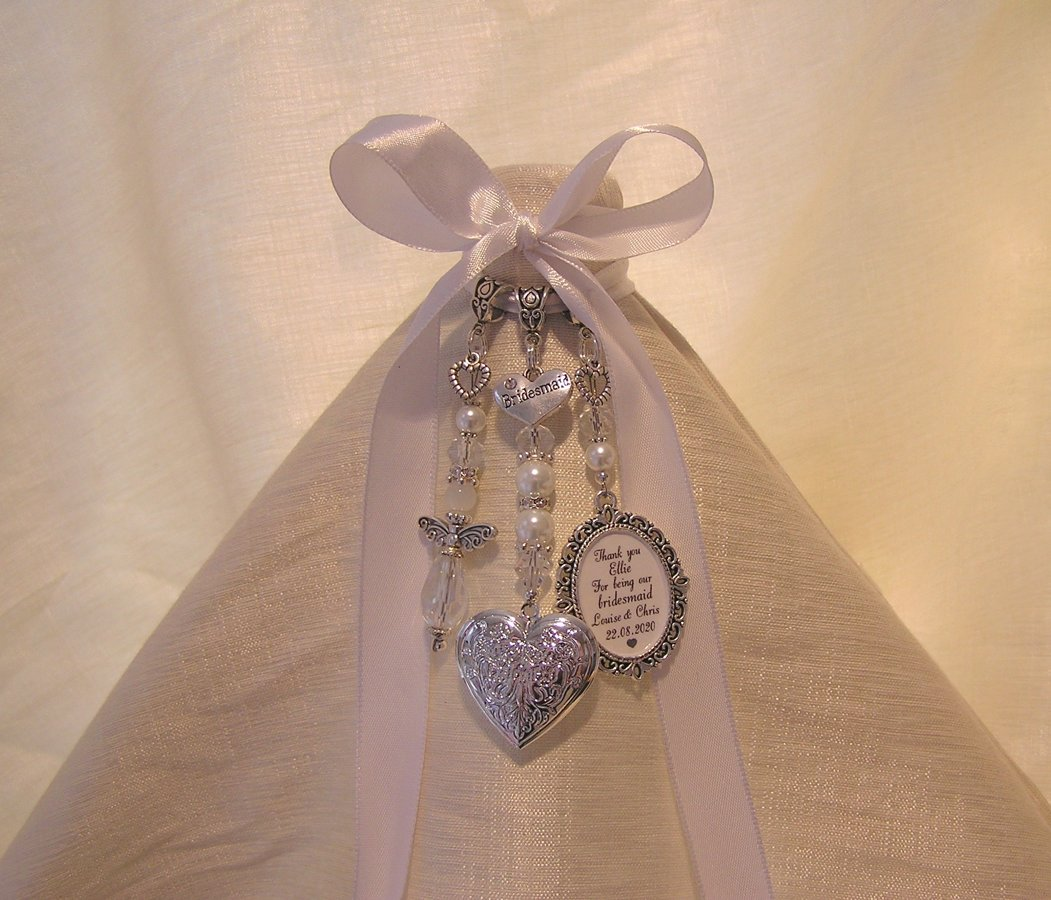 Bespoke Bridesmaid Thank you Gift