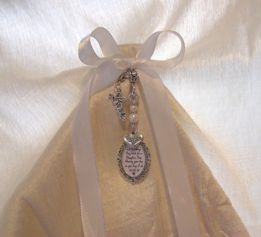 Brides Keyring gift set