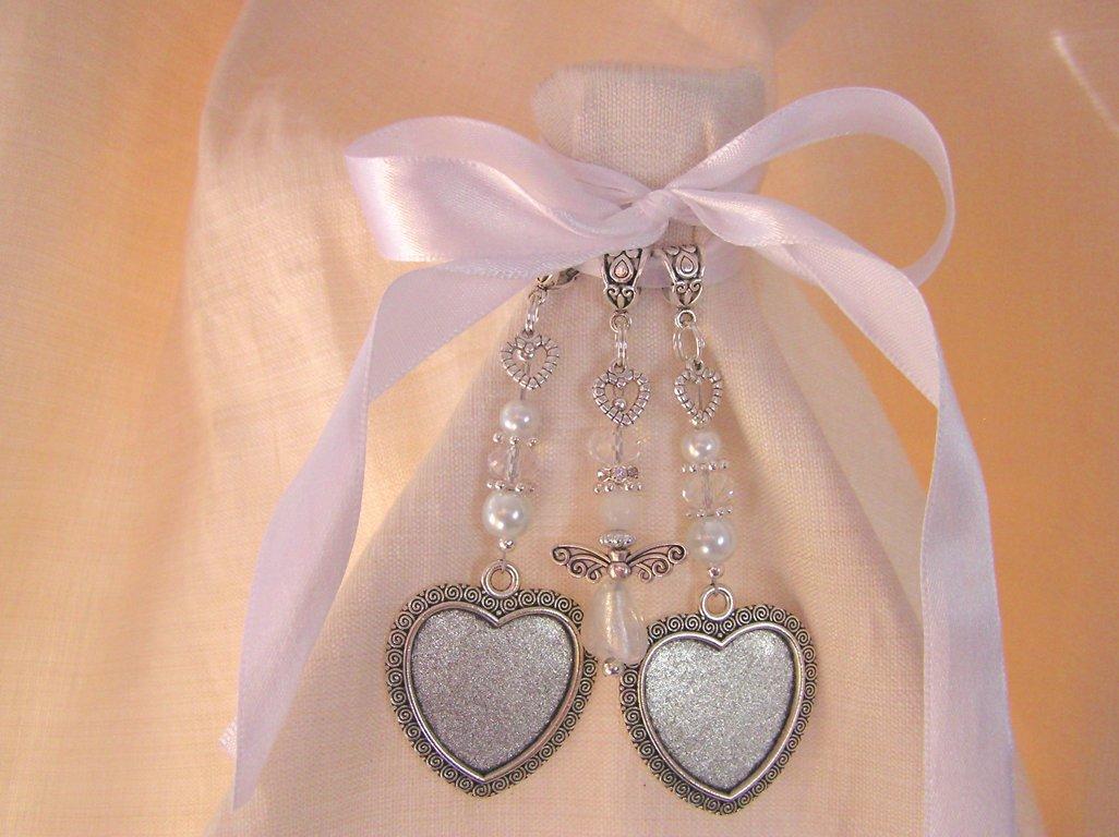 White Angel Hearts