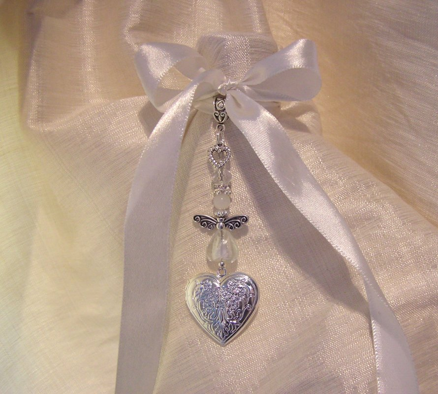 Angel Locket
