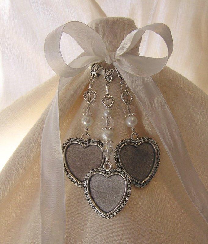 Triple Shop Bridal Bouquet Charms