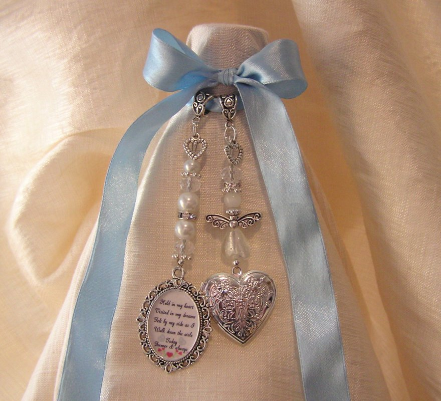 Angel Locket Poem