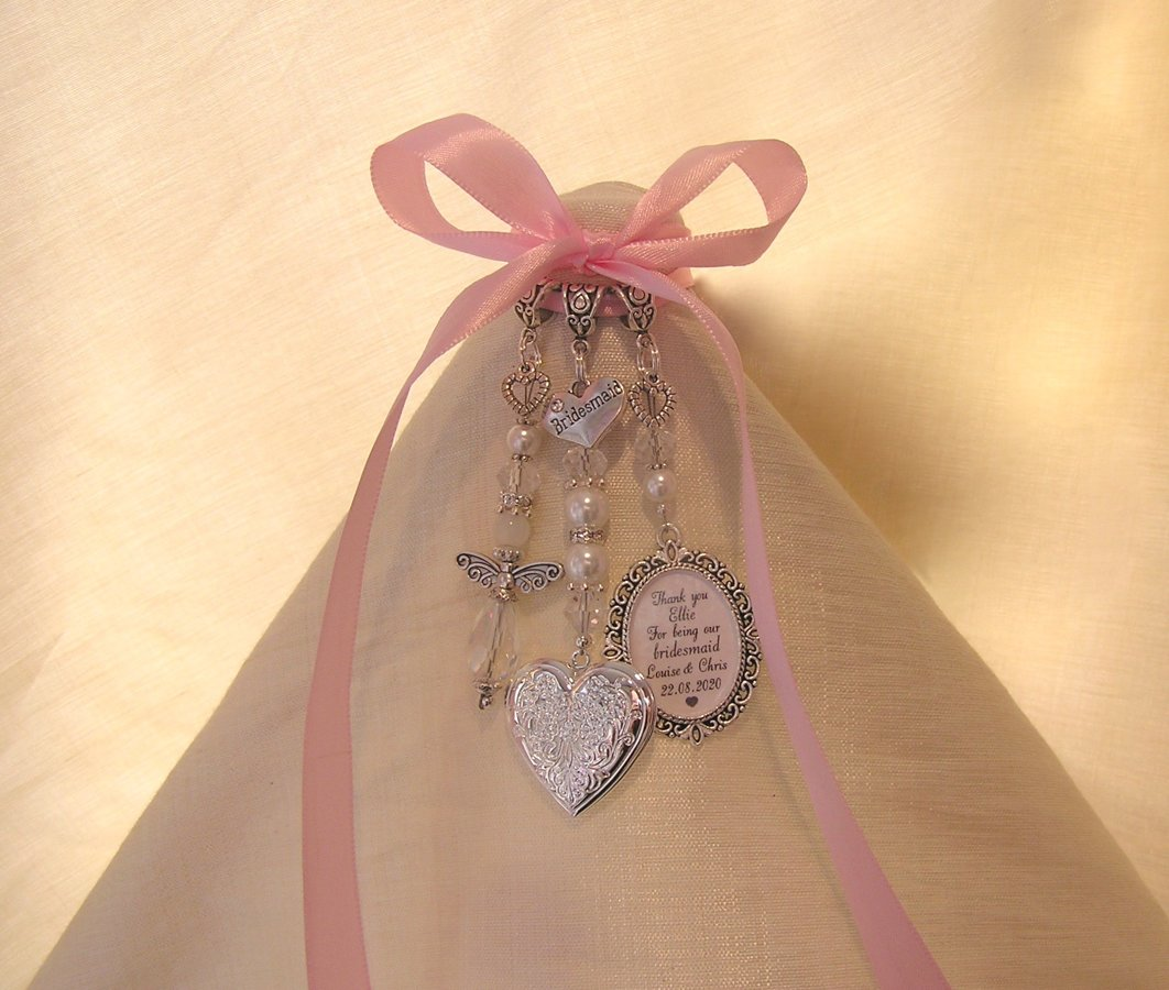 Bespoke Bridesmaid Thank you Gift