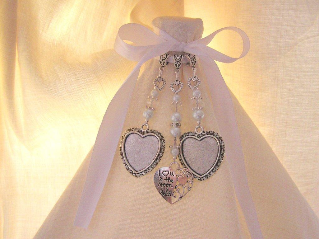 Moon & Back Hearts